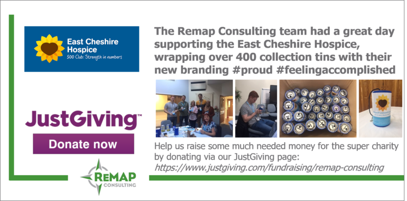 Supporting the East Cheshire Hospice